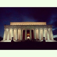 Photo taken at Lincoln Memorial by Jeremiah on 5/25/2013