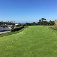 Photo taken at Monarch Beach Golf Links by Michael K. on 10/20/2016