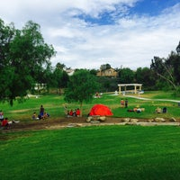 Photo taken at Stagecoach Community Park by Michael K. on 9/12/2015