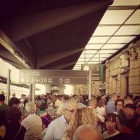 Foto tirada no(a) Estación de Ourense - Empalme | ADIF por Miriam F. em 7/25/2013