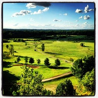 Photo taken at Bluff Creek Golf Course by Daniel B. on 7/28/2013