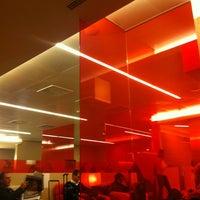 """Photo taken at Alitalia Freccia Alata Lounge """"Bramante"""" by Pieter D. on 11/22/2012"""