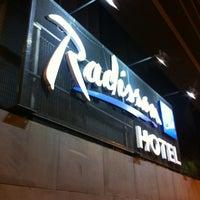 Foto scattata a Radisson Blu es. Hotel da Pieter D. il 12/3/2012