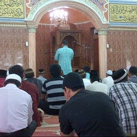 Photo taken at Masjid SALMAN, Jln STM, Medan by Daffa I. on 4/18/2014