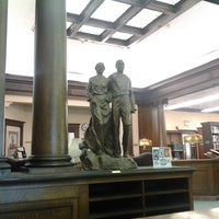 Photo taken at Spies Public Library by Pamela c. on 9/28/2012