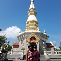 Photo taken at Wat Phothisomphon by Mor V. on 11/23/2017