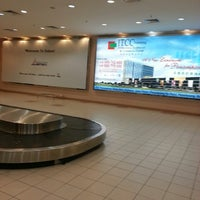 Photo taken at Arrival Hall (Terminal 2) by Aaron Xavier M. on 3/27/2013