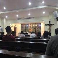 Photo taken at St. Simon Catholic Church by Aaron Xavier M. on 1/10/2017