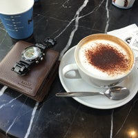 Photo taken at Caffè Nero by Muhamad Ismail L. on 8/22/2016