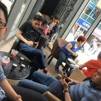 Photo taken at Caffè Nero by Muhamad Ismail L. on 7/8/2016