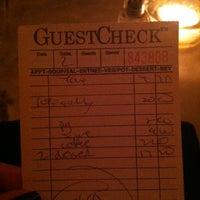 Photo taken at Giorgio's Wine Bar by Amanda W. on 10/27/2012