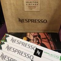 Photo taken at Nespresso Boutique by Artemis👻 V. on 3/1/2017