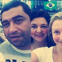 Photo taken at Queluz Supermercado by Maíra K. on 6/1/2014