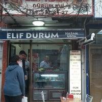 Photo taken at Elif Dürüm by Hasan K. on 4/1/2014