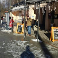 Photo taken at Restaurant Gmüetliberg by Vinko T. on 1/28/2014