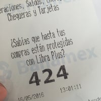 Photo taken at Banamex by Diana R. on 5/16/2016