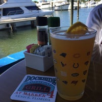 Photo taken at Marker 4 Oyster Bar by Rick A. on 10/23/2016