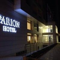 3/16/2014 tarihinde Barış S.ziyaretçi tarafından Parion Hotel'de çekilen fotoğraf