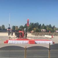Photo taken at 5. Piyade Eğitim Komutanlığı by Derya ö. on 9/21/2018
