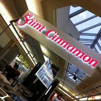 Photo taken at Saint Cinnamon by A.J. G. on 11/3/2012