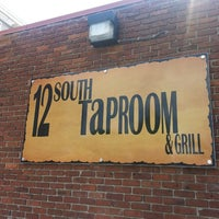 Photo taken at 12 South Taproom & Grill by Jeremy B. on 6/27/2013