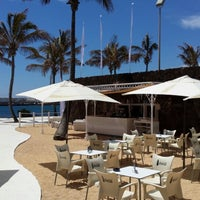 Photo taken at Beach Bar by Melia Salinas by Fer Y. on 4/20/2014
