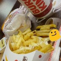 Photo taken at Burger King by Özge B. on 3/5/2018