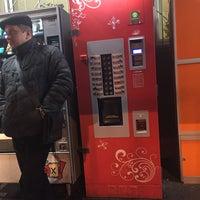 Снимок сделан в Автостанция «Новоясеневская» пользователем ALI🇧🇾🤔 A. 12/21/2016