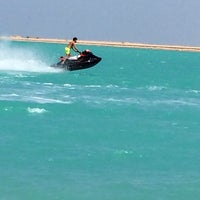 Photo taken at نادي المارينا للرياضات البحرية ب درة العروس by Feras K. on 3/26/2014