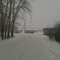 Photo taken at Поселок Заря by Владимир С. on 3/2/2014