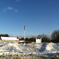 Photo taken at Center Elementary School by Aaron C. on 2/12/2013