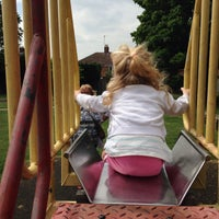 Photo taken at St John's Play Area by Wez B. on 5/11/2017