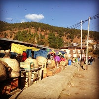 Photo taken at Punakha by Wei Meng S. on 12/16/2013