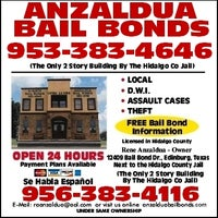 Photo taken at Anzaldua Bail Bonds by Anzaldua Bail Bonds on 1/20/2014