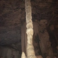 Photo taken at Cango Caves by Reem O. on 1/3/2018