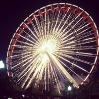 Photo taken at Navy Pier by Leslie I. on 6/20/2013