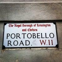 Photo taken at Portobello Road by Bence C. on 11/29/2012
