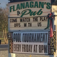Photo taken at Flannagans by Brittany S. on 1/20/2014