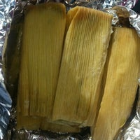 Photo taken at Tamales by La Casita by amy h. on 2/5/2013