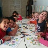 Photo taken at Escola de Educação Infantil Lua de Cristal by Caroline F. on 9/22/2014