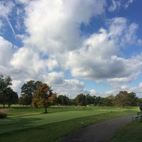 Photo taken at Essex Fells Country Club by Ned K. on 10/22/2014