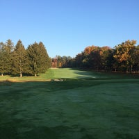 Photo taken at Essex Fells Country Club by Ned K. on 10/17/2014
