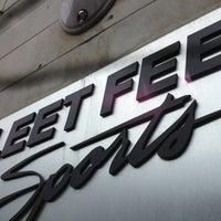 Photo taken at Fleet Feet Sports by Steven T. on 7/26/2013