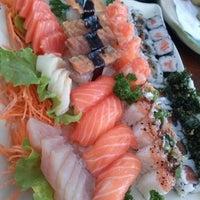 Foto tirada no(a) Sakae Sushi por Gustavo V. em 9/1/2014