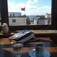 Photo taken at Sığınak Cafe by Pınar A. on 7/2/2014