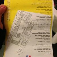 Das Foto wurde bei Cité Internationale des Arts von Aziza B. am 2/22/2013 aufgenommen