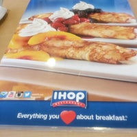 Photo taken at IHOP by Bob J. on 4/1/2014