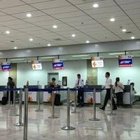 Photo taken at Mactan Cebu International Airport (MCIA) by doc4kids E. on 3/22/2016