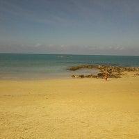Photo taken at Nangthong Bay Resort by Boris I. on 2/11/2014
