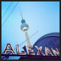 Das Foto wurde bei Alexanderplatz von Nick H. am 2/27/2013 aufgenommen